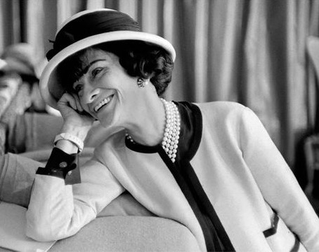 Coco Chanel ; Fashion fades, only style remains the same