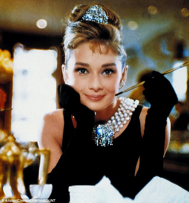 Audrey Hepburn……..All Time Fashion Icon