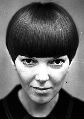 Vintage Fashion Icon  Mary Quant