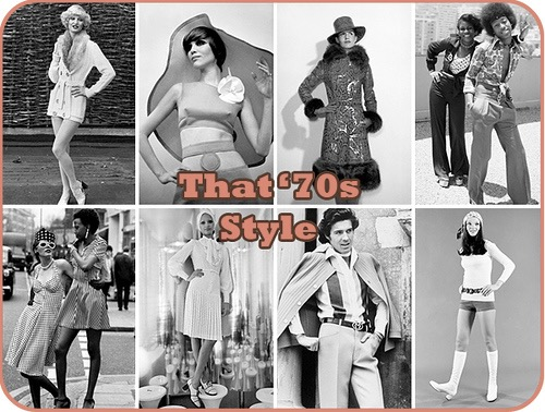 Minimalist 70's Discover the Look for 2015