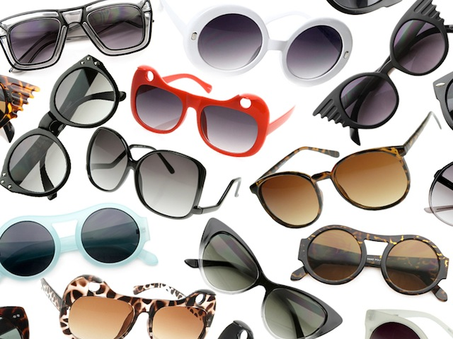 Shades of the Past ; Finding that Iconic pair of Shades