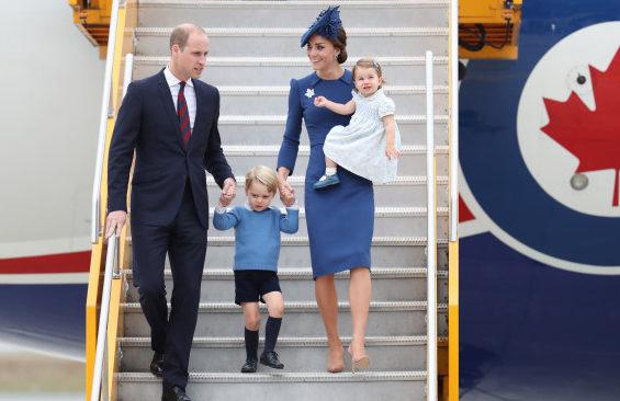 Elegant Style, Duchess of Cambridge in Canada