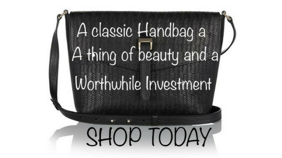 A Classic Handbag a Thing of Beauty : and a worthwhile investment.