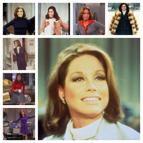 DID MARY TYLER MOORE INSPIRE YOUR STYLE