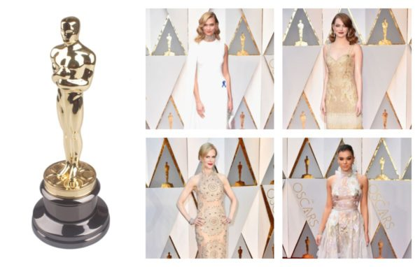The Oscar Night  Fashion Show , Who Wore What !