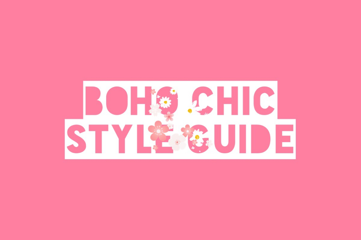 BOHO , HOW TO WEAR BOHEMIAN CHIC IN 2017.