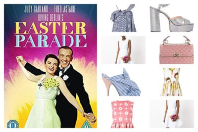 EASTER PARADE, 12 PIECES TO BUY FOR EASTER AND WEAR ALL SPRING