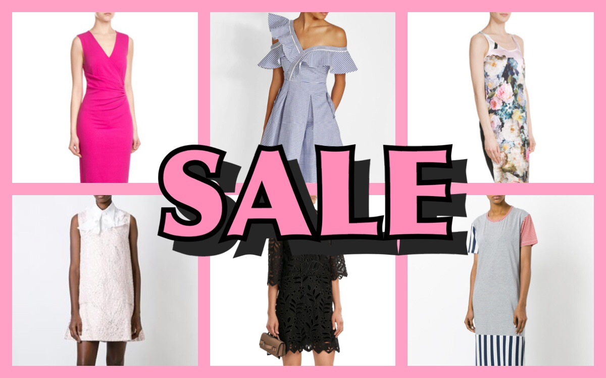 SPRING & SUMMER DRESSES ; I'VE FOUND THE MOST AWESOME SALES