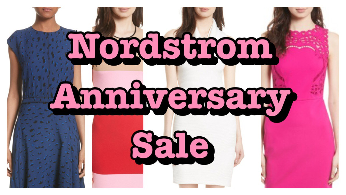 A GIRLS BEST DEALS AT THE NORDSTROM ANNIVERSARY SALE