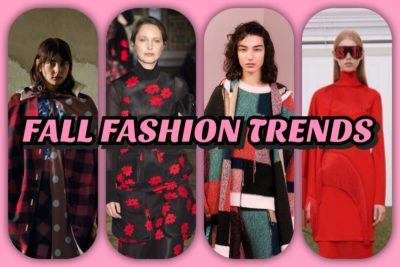 FALL FASHION 2017-BEST 5 TRENDS FOR FALL