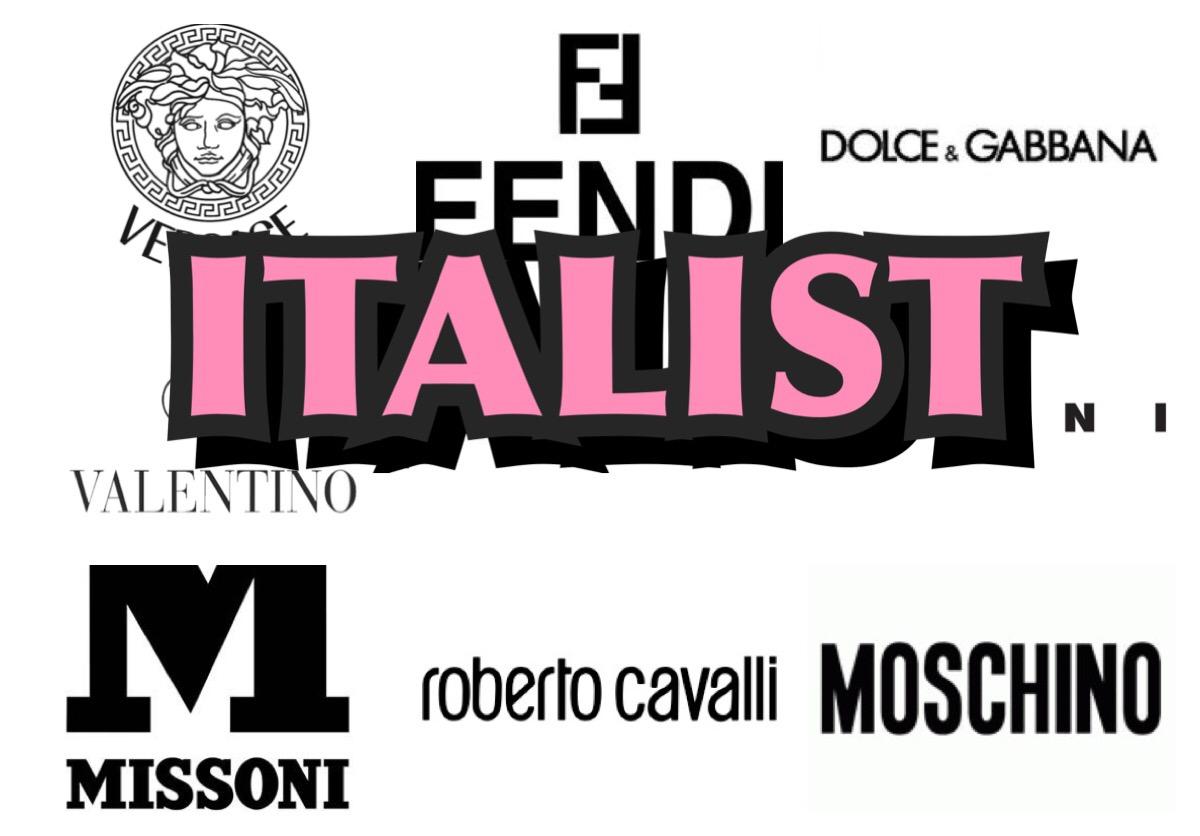 ITALIST ; THIS IS THE BEST ITALIAN LUXURY ONLINE