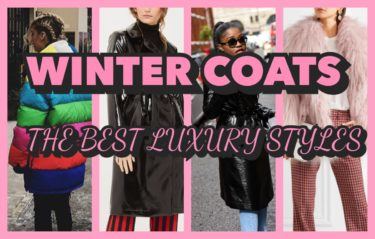 WINTER COATS: SEE THE BEST LUXURY STYLES